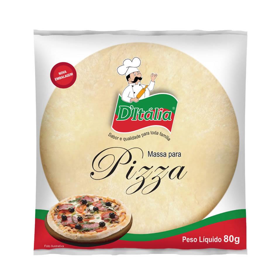 Massa para Pizza Broto