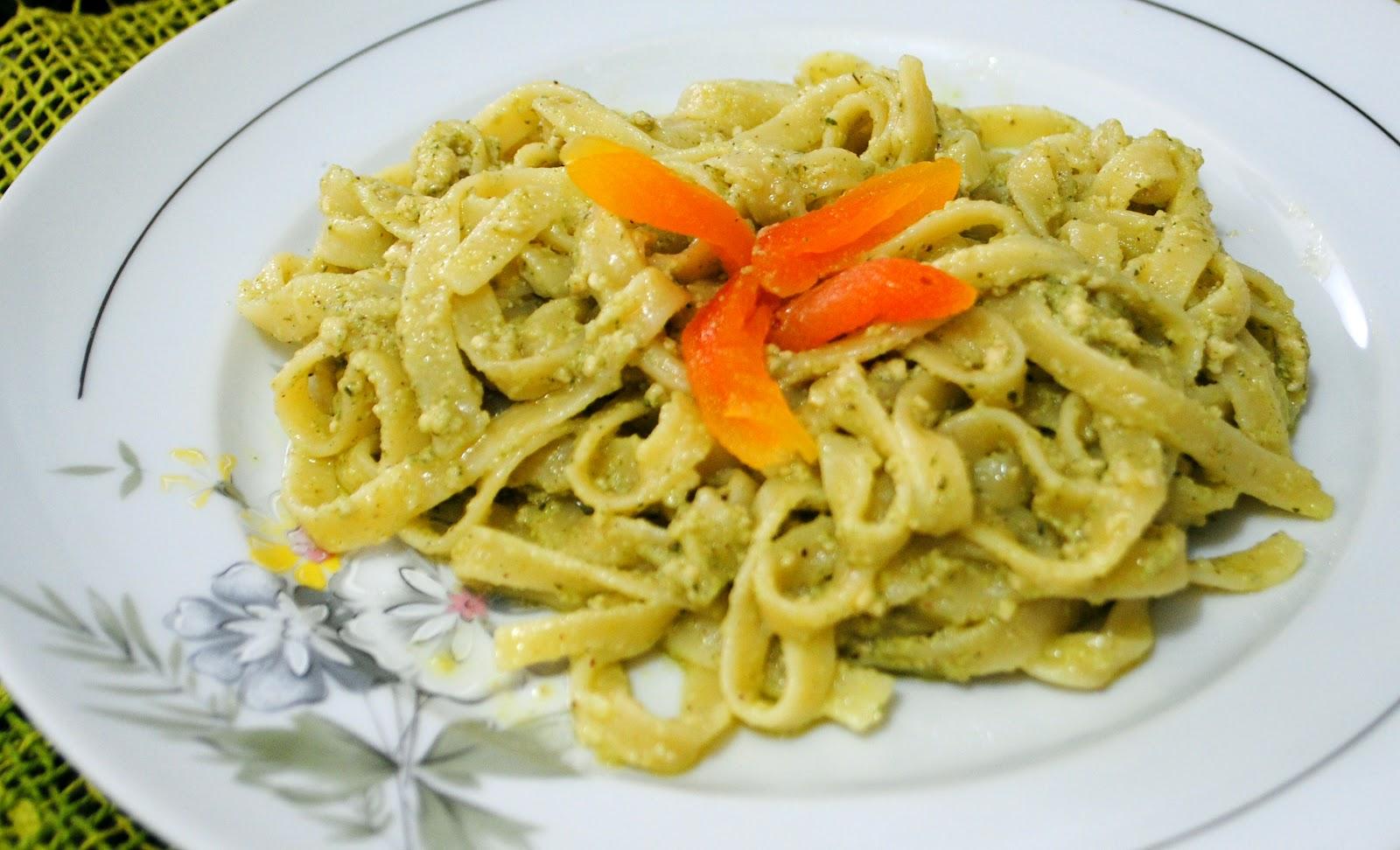 Talharim al Pesto